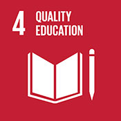 TJX aims to achieve United Nations Sustainable Development Goal 4 - Quality Education